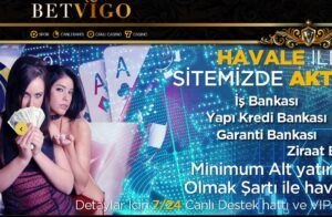 BetVigo Yeni Giriş Adresi (betvigo57.com)