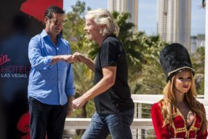 Richard Branson Hard Rock Satın Alma ile Las Vegas Hotel-Casino Pazarı'na Girdi